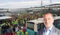 Fatih Altaylı'ya 3. havalimanı işçilerinden yanıt!