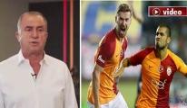Fatih Terim 2 futbolcuyu yolladı!video