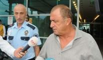 Fatih Terim'e Havalimanı'nda Karıştığı Kavga Soruldu