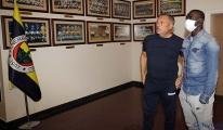 Fenerbahçe'de Cisse, ilk antrenmanına çıktı
