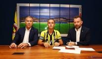 Fenerbahçe, Dimitris Pelkas ile 3+1 yıllık imzaladı