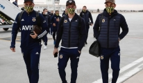 Fenerbahçe kafilesi Konya'da(video)