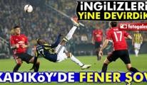 Fenerbahçe Manchester Maçı Geniş Özeti Ve Golleri