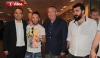 Fenerbahçe'nin Anlaştığı Valbuena İstanbul'da video