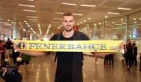 Fenerbahçe'nin Yeni Transferi Guduric, İstanbul'da
