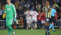 Fenerbahçe - Olympiakos: 0-3