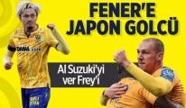 Fenerbahçe'ye sürpriz teklif! Al Suzuki'yi ver Frey'i