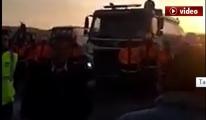 FLAŞ FLAŞ! 3.Havalimanı'nda Maaş Alamayan işçiler Eylemde!