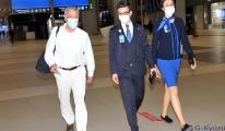 Formula 1 Başkanı Chase Carey İstanbul'a geldi(video)