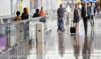 Frankfurt Havalimanı Boşaltılıyor