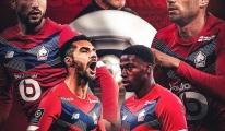 Fransa'da şampiyon Lille#video