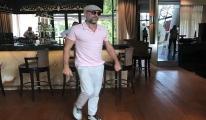Fransız aktör Vincent Cassel,Türkiye'ye geldi