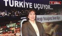 Funda Ocak: DHMİ çalışıyor Türkiye uçuyor!video