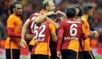 Galatasaray 4-0 Eskişehirspor - Maç özeti