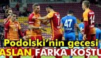Galatasaray 5 Dersimspor 1 Maçın Özeti