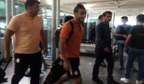 Galatasaray, Avusturya'ya gitti