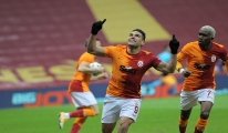 Galatasaray - Demir Grup Sivasspor: 2-2(video)