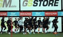Galatasaray, Kayserispor maçı hazırlıklarını tamamladı
