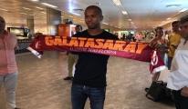 Galatasaray'ın Yeni Transferi Mariano, İstanbul'da