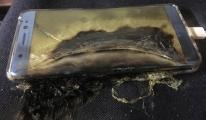 Galaxy Note 2, Uçakta Alev Aldı