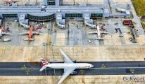 Gatwick havalimanını yılda 46 milyon yolcu kullanıyor