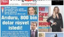 Sabah Gazetesine Teşekkür