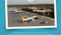 Gaziantep Havalimanı CAT II seviyesine yükseltildi