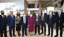 GAZİANTEP'te Şehircilik ve Teknoloji Fuarı açıldı #video