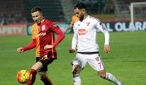 Gaziantepspor 2 Galatasaray 0 (Maç özeti)