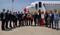 Gazipaşa-Alanya'dan Germania ve DAT'ın Uçuşları Başlıyor