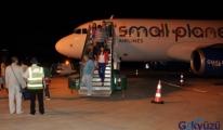 Antalya Gazipaşa Havalimanı'na İlk A320 İndi!