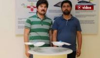 'HavPark UFO' Hava aracı dikey iniş kalkış yapabiliyor.(Video)