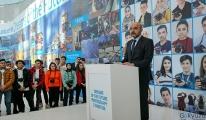 'Gelecek Hayalleri' sergisi İstanbul Havalimanı'nda açıldı!