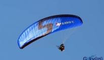 Yamaç Paraşütü Festivali Adana'da