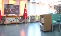 Gençler Jandarma Havacılık şehitleri için kütüphane kurdu