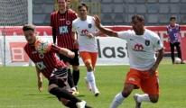 Gençlerbirliği: 0 - Medipol Başakşehir: 0 (Maç Özeti)