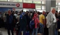 Giresun-Ordu Havaalanı'nda uçak sefer iptalleri