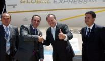 Borajet, global express ile anlaşma imzaladı