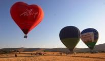 Göbeklitepe'de balon heyecanı
