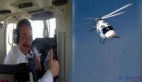 Gökçek helikopter ihalesiyle gündemde!