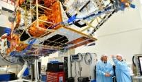 Göktürk Uydusu Test İçin Ankara'ya Gönderildi