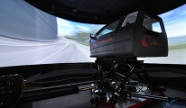 Goodyear, dinamik sürüş simülatörü