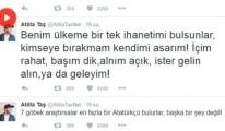 Gözaltına Alınan Şarkıcı Atilla Taş'ın Son Sözleri