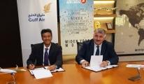 Gulf Air İle THY Kod Paylaşımı Anlaşması İmzaladı.