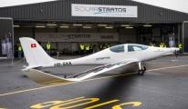 Güneş enerjili iki kişilik ilk ticari uçak havalandı