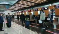 Gurbetçiler ve yabancı uyruklu yolcular ülkelerine dönüyor