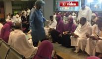 Hacı Adaylarına Sıkı Sağlık Kontrolü video