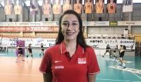 Hande Baladın: 'Olimpiyata katılan takımları korkuttuğumuzu düşünüyorum'