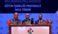Hasan Kalyoncu Üniversitesi 10 Bin Havacıyı Eğitecek