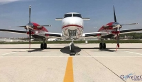 'Hava Fotoğrafı Çekim Uçakları'3 Ay Erken Teslim Edildi